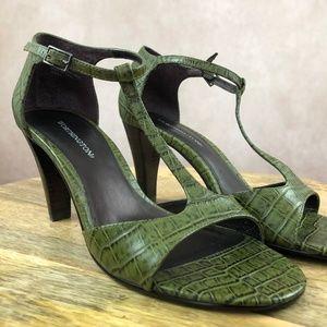 Worthington Tessa Heels -- Olive